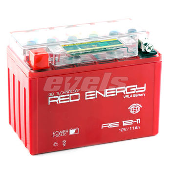 Red Energy RE12-11 (YTZ12S 11А/ч) зал.