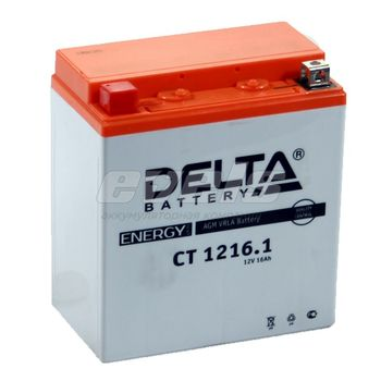 Delta CT 1216.1   (YTX16-BS) зал.